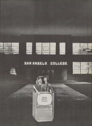 Page 5, 1954 Edition, Angelo State University - Rambouillet Yearbook (San Angelo, TX) online yearbook collection