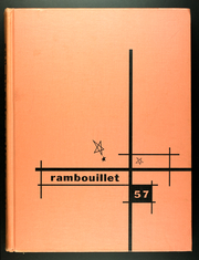 Angelo State University - Rambouillet Yearbook (San Angelo, TX) online yearbook collection, 1957 Edition, Page 1