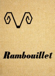 Angelo State University - Rambouillet Yearbook (San Angelo, TX) online yearbook collection, 1966 Edition, Page 1