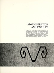 Page 17, 1966 Edition, Angelo State University - Rambouillet Yearbook (San Angelo, TX) online yearbook collection