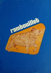 Page 1, 1967 Edition, Angelo State University - Rambouillet Yearbook (San Angelo, TX) online yearbook collection