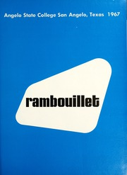 Page 5, 1967 Edition, Angelo State University - Rambouillet Yearbook (San Angelo, TX) online yearbook collection
