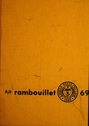 Angelo State University - Rambouillet Yearbook (San Angelo, TX) online yearbook collection, 1969 Edition, Page 1