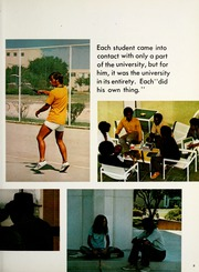 Page 13, 1972 Edition, Angelo State University - Rambouillet Yearbook (San Angelo, TX) online yearbook collection
