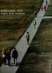 Page 5, 1972 Edition, Angelo State University - Rambouillet Yearbook (San Angelo, TX) online yearbook collection