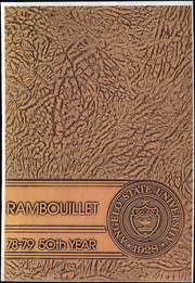 Page 1, 1979 Edition, Angelo State University - Rambouillet Yearbook (San Angelo, TX) online yearbook collection