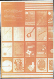 Page 3, 1979 Edition, Angelo State University - Rambouillet Yearbook (San Angelo, TX) online yearbook collection