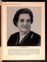 Page 13, 1959 Edition, University of the Incarnate Word - Logos Yearbook (San Antonio, TX) online yearbook collection