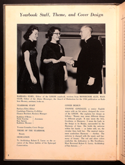Page 6, 1959 Edition, University of the Incarnate Word - Logos Yearbook (San Antonio, TX) online yearbook collection