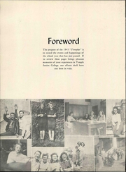 Page 10, 1943 Edition, Temple College - Templar Yearbook (Temple, TX) online yearbook collection