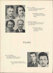 Page 16, 1943 Edition, Temple College - Templar Yearbook (Temple, TX) online yearbook collection
