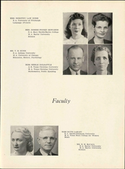 Page 17, 1943 Edition, Temple College - Templar Yearbook (Temple, TX) online yearbook collection