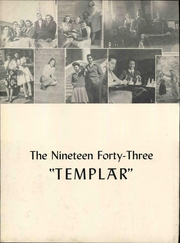 Page 8, 1943 Edition, Temple College - Templar Yearbook (Temple, TX) online yearbook collection
