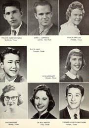 Page 37, 1959 Edition, Temple College - Templar Yearbook (Temple, TX) online yearbook collection