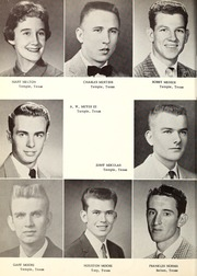 Page 38, 1959 Edition, Temple College - Templar Yearbook (Temple, TX) online yearbook collection