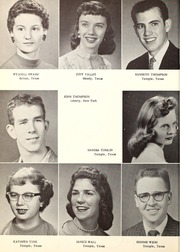 Page 42, 1959 Edition, Temple College - Templar Yearbook (Temple, TX) online yearbook collection