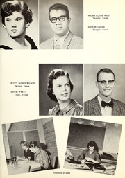 Page 43, 1959 Edition, Temple College - Templar Yearbook (Temple, TX) online yearbook collection