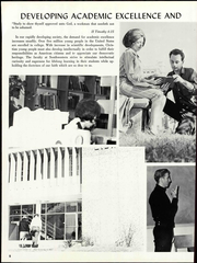 Page 14, 1968 Edition, Southwestern Assemblies of God University - Southwesterner Yearbook (Waxahachie, TX) online yearbook collection