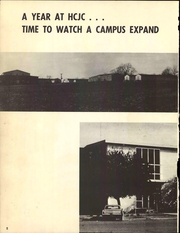 Page 8, 1970 Edition, Henderson County Community College - Cardinal Yearbook (Athens, TX) online yearbook collection