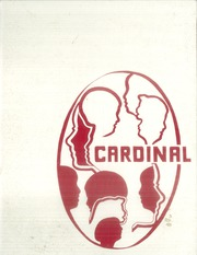 1975 Edition, Henderson County Community College - Cardinal Yearbook (Athens, TX)