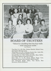 Page 8, 1987 Edition, St Michael School - Yearbook (Dallas, TX) online yearbook collection