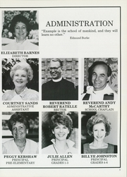 Page 9, 1987 Edition, St Michael School - Yearbook (Dallas, TX) online yearbook collection