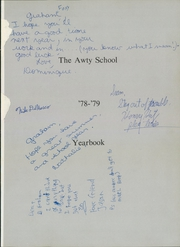 Page 5, 1979 Edition, Awty International School - Yearbook (Houston, TX) online yearbook collection