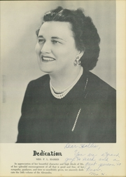Page 9, 1949 Edition, Lon Morris College - Alexandra Yearbook (Jacksonville, TX) online yearbook collection