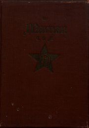 1919 Edition, East Texas Baptist University - Martian Yearbook (Marshall, TX)