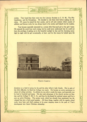 Page 17, 1919 Edition, East Texas Baptist University - Martian Yearbook (Marshall, TX) online yearbook collection