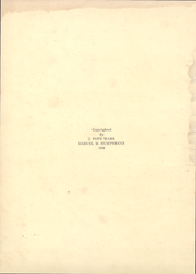 Page 4, 1919 Edition, East Texas Baptist University - Martian Yearbook (Marshall, TX) online yearbook collection