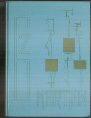 1962 Edition, East Texas Baptist University - Martian Yearbook (Marshall, TX)