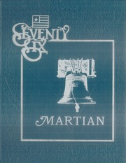 1976 Edition, East Texas Baptist University - Martian Yearbook (Marshall, TX)