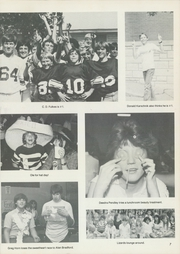 Page 11, 1983 Edition, C D Fulkes Middle School - Legend Yearbook (Round Rock, TX) online yearbook collection