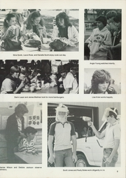 Page 13, 1983 Edition, C D Fulkes Middle School - Legend Yearbook (Round Rock, TX) online yearbook collection