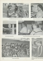 Page 14, 1983 Edition, C D Fulkes Middle School - Legend Yearbook (Round Rock, TX) online yearbook collection
