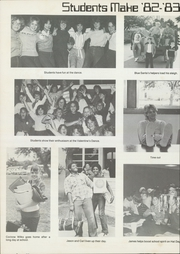 Page 8, 1983 Edition, C D Fulkes Middle School - Legend Yearbook (Round Rock, TX) online yearbook collection