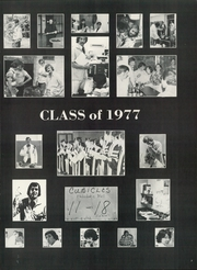 Page 11, 1977 Edition, University of Texas Dental Branch - Fang Yearbook (San Antonio, TX) online yearbook collection