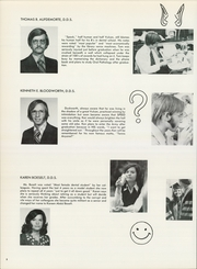 Page 12, 1977 Edition, University of Texas Dental Branch - Fang Yearbook (San Antonio, TX) online yearbook collection