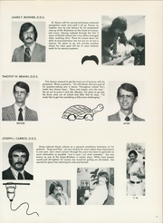 Page 13, 1977 Edition, University of Texas Dental Branch - Fang Yearbook (San Antonio, TX) online yearbook collection