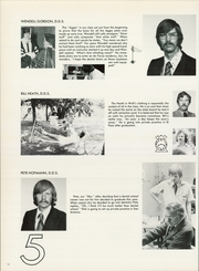 Page 16, 1977 Edition, University of Texas Dental Branch - Fang Yearbook (San Antonio, TX) online yearbook collection
