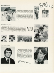Page 17, 1977 Edition, University of Texas Dental Branch - Fang Yearbook (San Antonio, TX) online yearbook collection