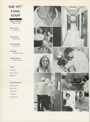 Page 8, 1977 Edition, University of Texas Dental Branch - Fang Yearbook (San Antonio, TX) online yearbook collection