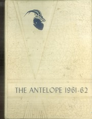 Page 1, 1962 Edition, Armstrong Grade School - Antelope Yearbook (Stinnett, TX) online yearbook collection