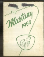 Austin Elementary School - Mustang Yearbook (Sulphur Springs, TX) online yearbook collection, 1959 Edition, Page 1