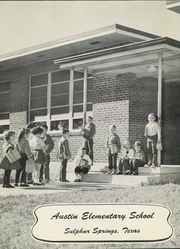 Page 3, 1961 Edition, Austin Elementary School - Mustang Yearbook (Sulphur Springs, TX) online yearbook collection
