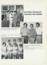 Page 15, 1973 Edition, Goliad Junior High School - Maverick Yearbook (Big Spring, TX) online yearbook collection