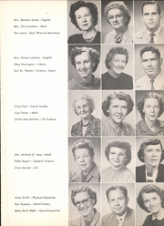 Page 13, 1953 Edition, Runnels Junior High School - El Palomar Yearbook (Big Spring, TX) online yearbook collection