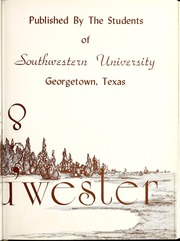 Page 7, 1948 Edition, Southwestern University - Souwester Yearbook (Georgetown, TX) online yearbook collection