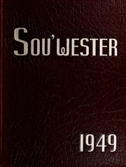 1949 Edition, Southwestern University - Souwester Yearbook (Georgetown, TX)